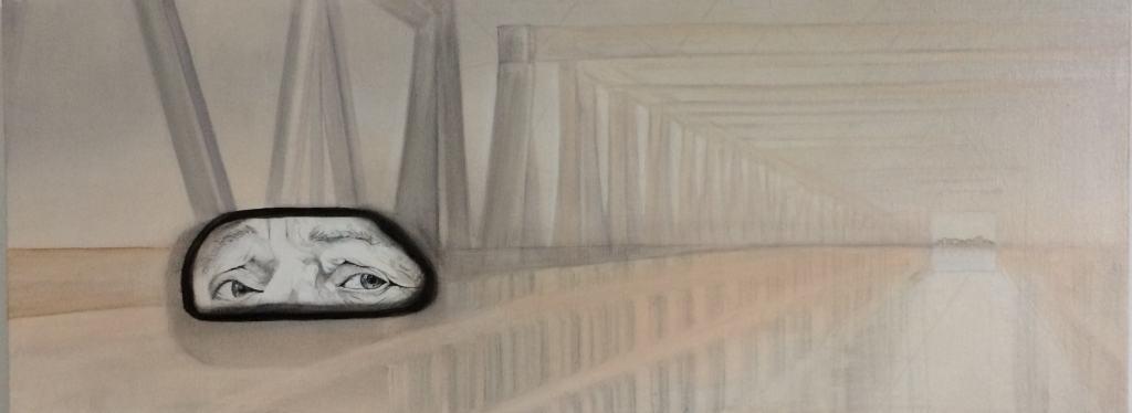 Schilderij en tekening