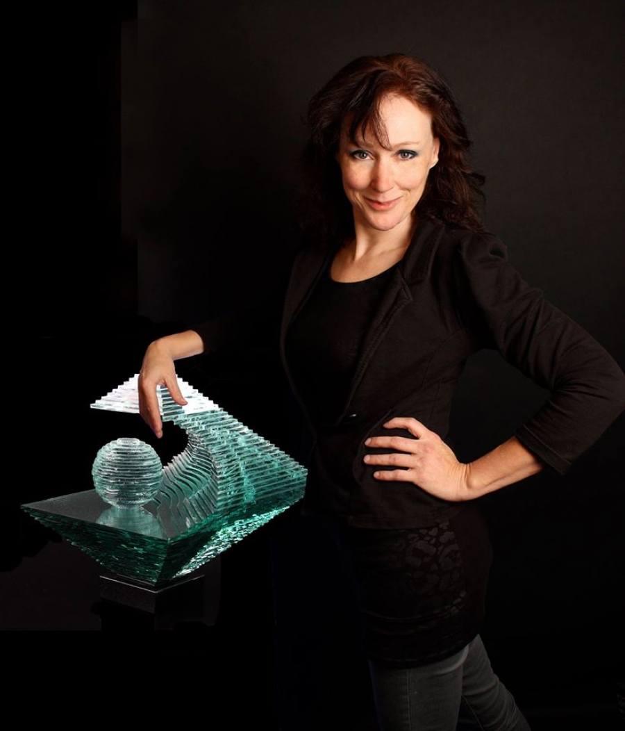 Marielle Braanker Galerie Glas +